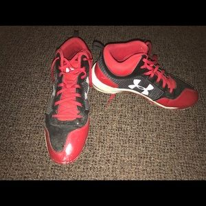 Other - Under Armour Cleats